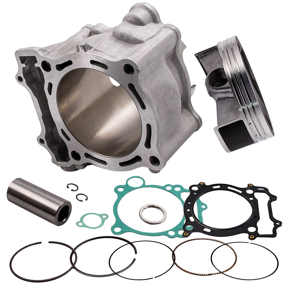 Cylinder Kit Piston 13.5:1 Fit for Yamaha YFZ450 Stock Bore 95mm 2004-2009